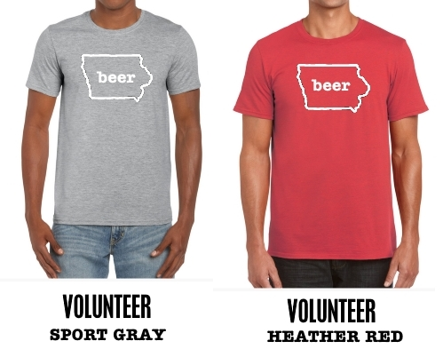 *Shirts will have the Iowa Craft Beer Tent logo on the front and the back will say  Crew Nothing Compares ...  sc 1 st  Iowa Craft Beer Tent & Iowa Craft Beer Tent
